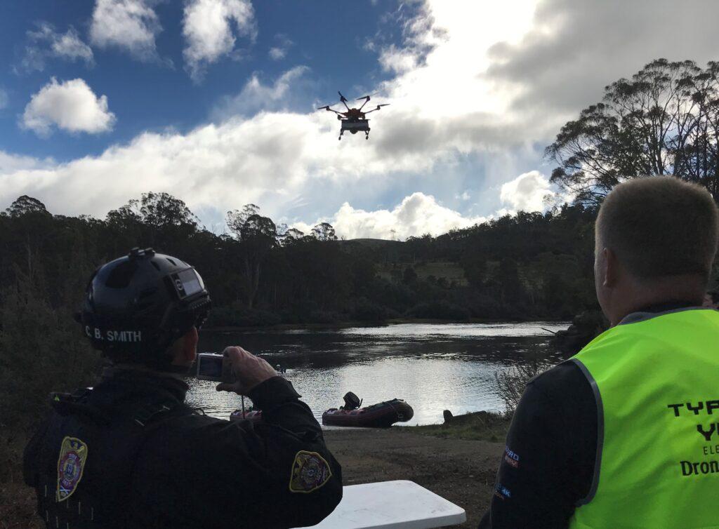 Drone SAR Training